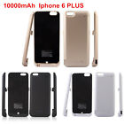 10000mah Power Pack External Backup Battery Charger Case Cover For iPhone 6 PLUS