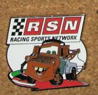 A71 DISNEY PIN TRADING CARS RSN RACING PIXAR