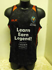 New 2015 Indigenous All Stars Mens Training Singlet NRL Rugby League Half Price
