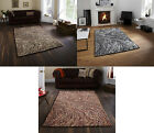 Inca Swirl Pattern Hand Tufted 100% Wool Rug Large Heavy Weight Mat Home Decor