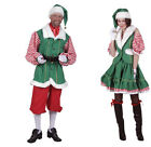 Deluxe Gents ELF Costume , perfect for a Santa's Helper