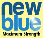NEW BLUE - Male Gold Enhancement 300mg Capsules Max Strength  *UK SUPPLIER*