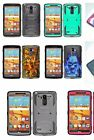 LG G Stylo LS770 / H631 / MS631 Slim Rugged Phone Case with BUILT in Screen
