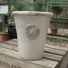 Kew Pot Long Tom Garden Planter Almond