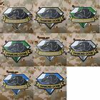 MGS Metal Gear Solid DIAMOND DOGS Morale tactics 3D PVC Patch