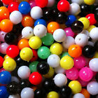 Plastic Beads in Mixed, Individual & Lumi Colours Sizes 6mm & 8mm, 3x5mm & 5x8mm