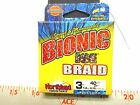 NORTLAND BIONIC BRAID ICE FISHING LINE  SHIPPING OFFER