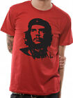 Official Che Guevara (Red Face) T-shirt - All sizes