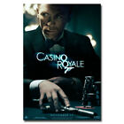 007 Casino Royale Movie Art Silk Poster Print 12x18 24x36inches James Bond $13.49 USD