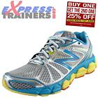 New Balance Womens 780 Premium Running Shoes Gym Trainers Grey AUTHENTIC