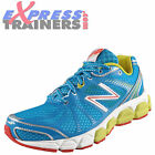 New Balance Womens 780 Premium Running Shoes Gym Trainers Blue Pink AUTHENTIC