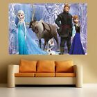 Frozen Large poster A0~A1~A2~A3 Art deco ~~~A3 sections~~~