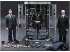 """The Dark Knight 12"""" Figures Batman Armory With Bruce Wayne & Alfred By Hot Toys"""