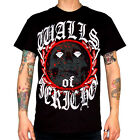WALLS OF JERICHO Shirt S,M,L,XL Madball/Terror/All For Nothing/Sick Of It All/HC