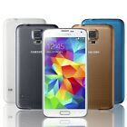 Samsung Galaxy S5 SM-G900A -16GB -Factory UNLOCKED GSM Smartphone AT T TMOBILE