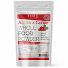 Time Heath Acerola Cherry Extract Powder - 26% Natural Vitamin C