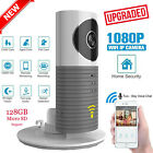 Wireless Smart WiFi Security Camera Baby Monitor Night Vision Android CCTV -Grey