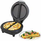 ELECTRIC 700W OMELETTE OMLETTE MAKER FRYING PAN EGG COOKER BREAKFAST NON STICK