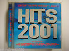VARIOUS - Hits 2001 - DOUBLE CD ALBUM