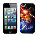 Star Wars Film case fits Iphone 5 cover mobile (1) phone apple