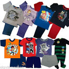 Baby Babies Boys Girls Long Short Pyjamas CLEARANCE Disney Marvel Thomas NEW
