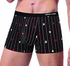 1 x Mens Natural Bamboo Fibre Wide Band Boxers 3 Colours Available FREE P&H