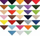 """Wool mix felt fabric 22cm(approx 9"""") square - Choice of 31 Colours"""