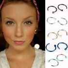 Nose Hoop Nose Rings Stainless Steel  Body Piercing Jewelry Body Jewelry
