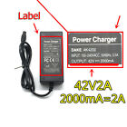 Output 42V 2A balanced Car/Shilly Car Battery Charger Power Supply Adapter