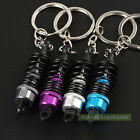 Metal Coilover Damper Shock Absorber Tuning keychain Key Chain JDM Adjustable