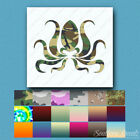 Octopus Squid Cthulhu - Decal Sticker - Multiple Patterns & Sizes - ebn1070