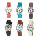 Ravel Ladies Casual Classic Leather Strap Watch