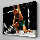 S567 Conor McGregor UFC 194 Aldo KO Pound Canvas Art Framed Poster Picture Print