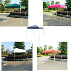 "6.5x6.5""Outdoor Slant Leg EZ Pop Up Canopy Wedding Party Tent Folding Gazebo OY"