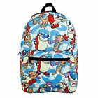 Nickeldeon's The Ren & Stimpy Show Series Backpack