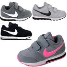 Toddlers Nike Runner MD Trainers Infants Babies Velcro Running Sports Shoes Size