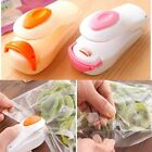 HOT Mini Portable Heat Sealing Machine Impulse Sealer Seal Packing Plastic Bag