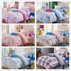 Striped&Animal Single Size Bed Quilt Covers Duvet/Doona Cover Set 100%Cotton New