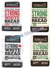 2 x 1.5kg Flour Marriage's Master Millers Range *Strong White Whole Meal Finest*
