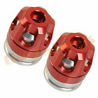 CNC Aluminium Spoke Bar Ends with adapters for BMW F800R 2009-2015