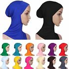 Plain Ninja Hijab Undercap Amira NEW 100% Cotton