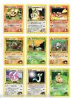RARE POKEMON - 1st Edition - Gym Heroes - UNCOMMON CARDS - U PICK - PACK FRESH