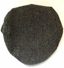 Campbell Cooper New British Made In England Flat Cap Harris Tweed Grey S M L XL