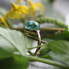 2016 Top Sale Brand Water Drop New Style Skyblue Crystal Ring For Women P02