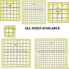 Quilting Patchwork Ruler Premium Quality Square ALL SIZES Fast Delivery
