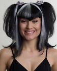 Lola Anime Lolicon Lolita Straight Pigtails Enigma Costume Wig Japanese