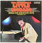 Sings The Greatest Hits - Recorded Live   Little Richard Vinyl Record