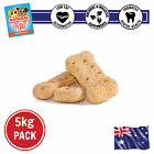 5KG PEANUT BUTTER DELIGHTS BISCUIT (VEGETARIAN) HEALTHY DOG PET TREAT FOOD