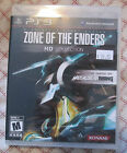 Play Station 3 PS3 Zone of the Enders HD Collection (Brand new)