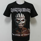 Iron Maiden The Book of Souls T Shirt Size S M L XL 2XL 3XL